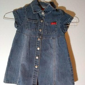 Guess baby jeans dress